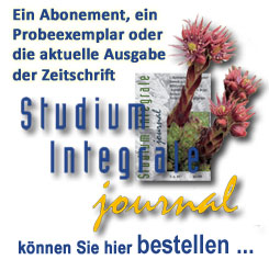 Studium Integrale Journal bestellen ...